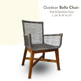 Outdoor bella chair
