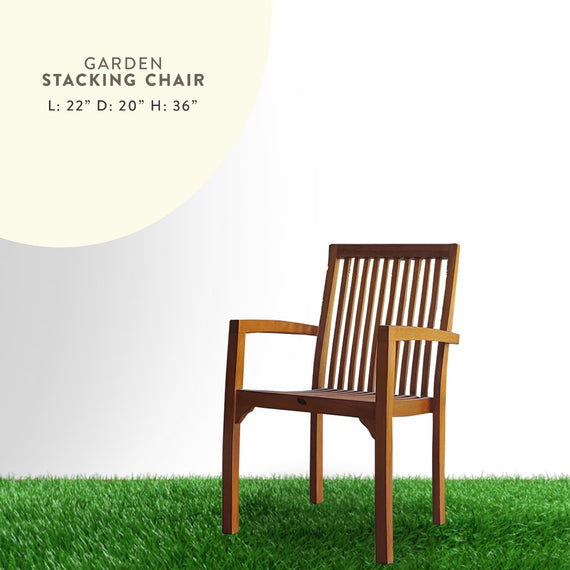 Garden Stack chair