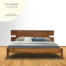 Bed pointa