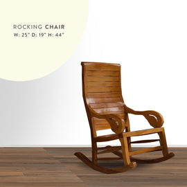 Rocking Chair Milano (smaller)