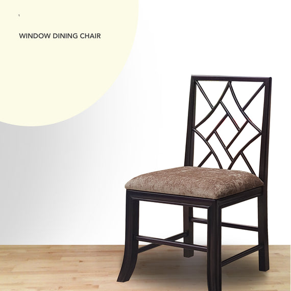 WINDOW dining chair