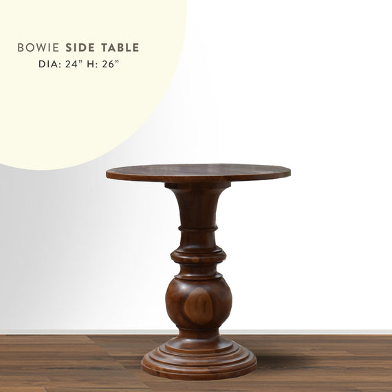 Bowie Side table
