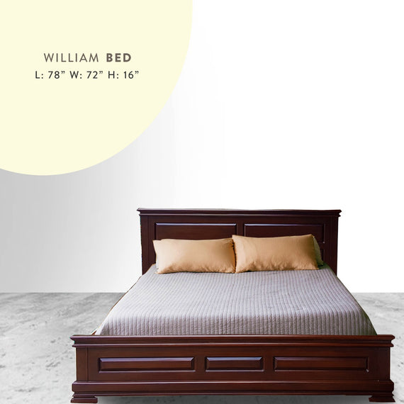 William Bed