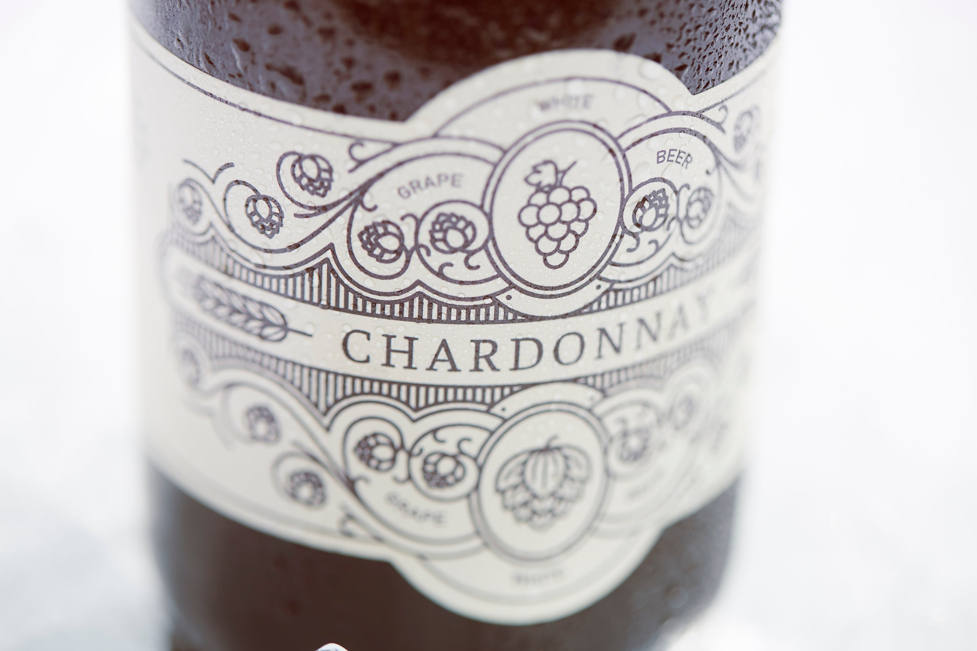 Chardonnay Grape Beer (Caja de 6 botellas de 75cl)