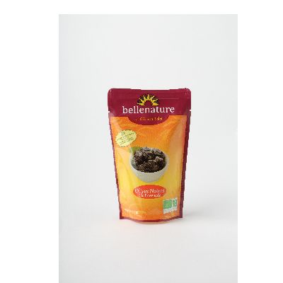 Olives Noires Provencale 130 G Bellenature