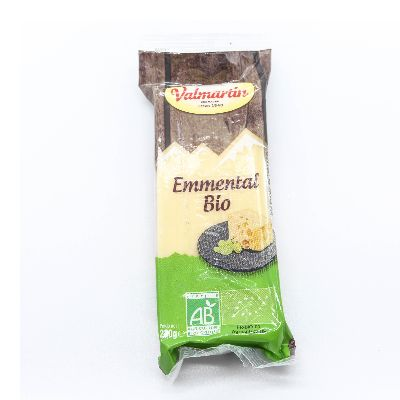 Emmental Portion 220g  Valmartin