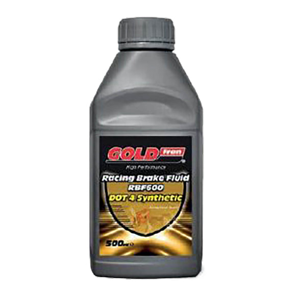 GOLDFREN RACING BRAKE FLUID 300 DOT4 500ml