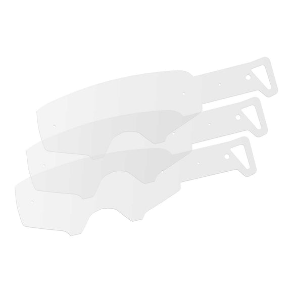 LEATT VELOCITY GOGGLE TEAR-OFF STANDARD 20-pack