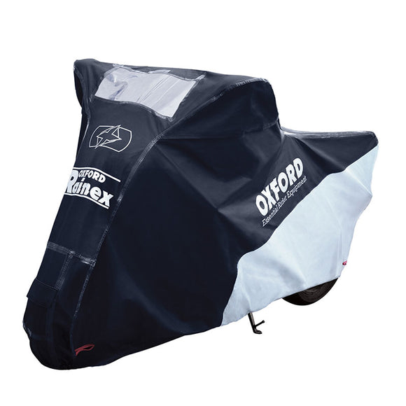 OXFORD RAINEX DELUXE WATERPROOF COVER SML