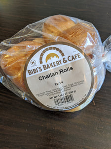 Challah rolls (6-pack)