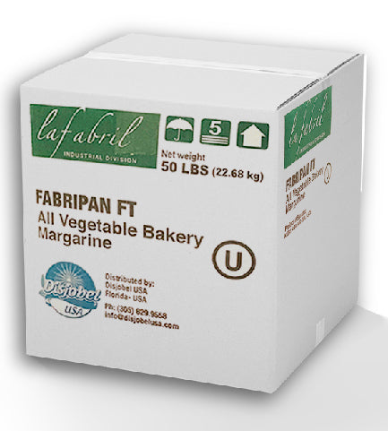 Bakers Margarine - Fabripan