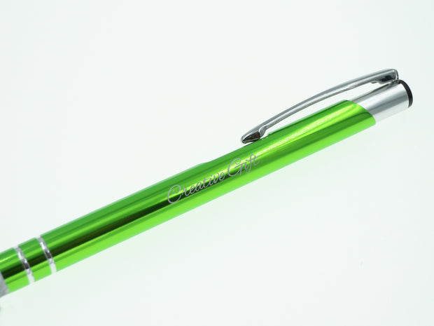 Personalised Engraved Touch Pen Slim