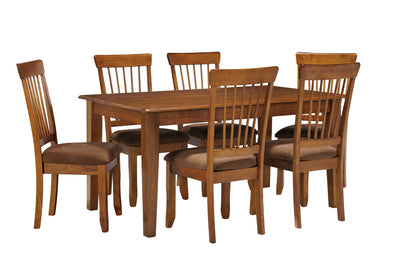Berringer Ashley 7-Piece Dining Room Package