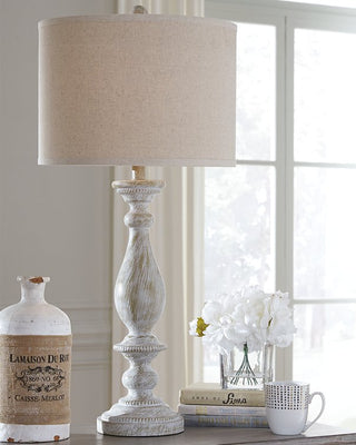 Bernadate Signature Design by Ashley Table Lamp Set of 2