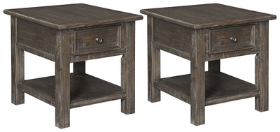 Wyndahl 2-Piece End Table Set