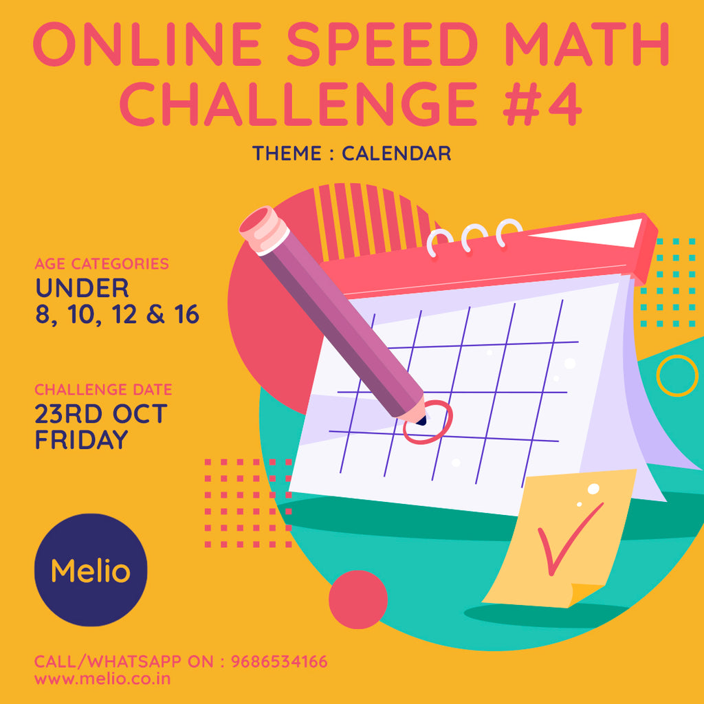 Speed Math Challenge #4