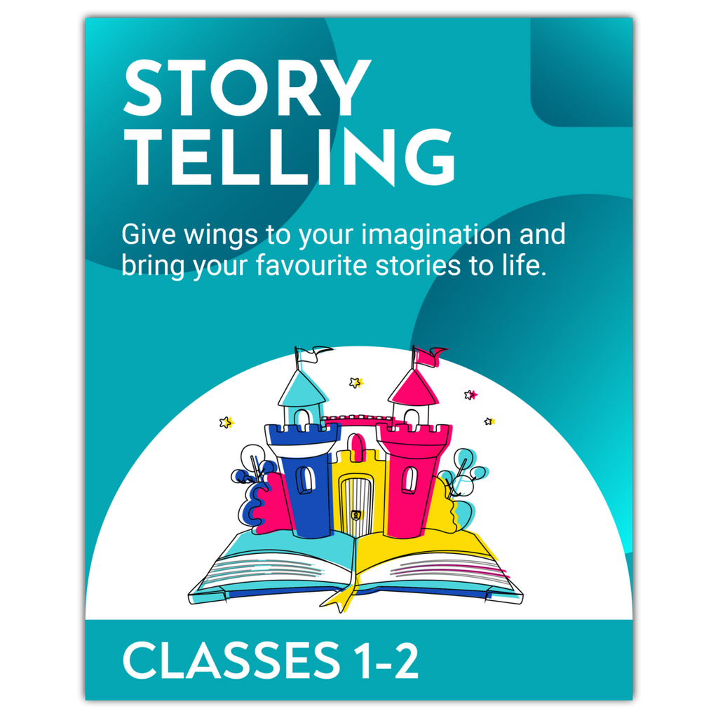 Storytelling (Classes 1-2)