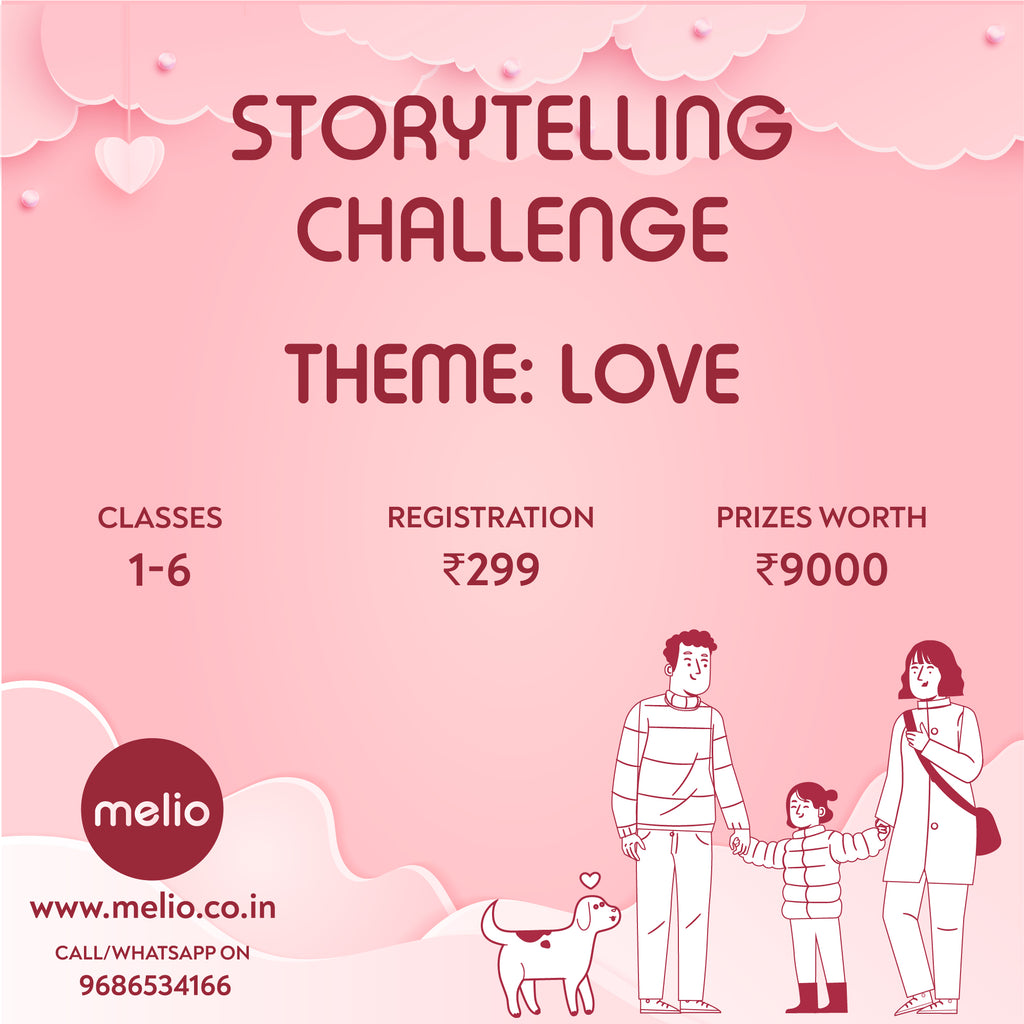 Storytelling Challenge - Love - Aces