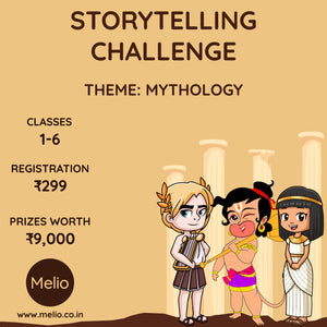 Storytelling Challenge - Mythology - Aces