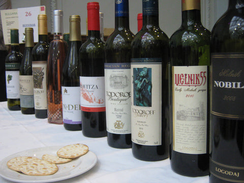 BULGARIAN INDIGENOUS WINES CASE (7 wines)