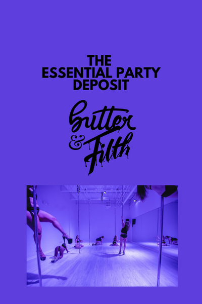The Essential Party Deposit