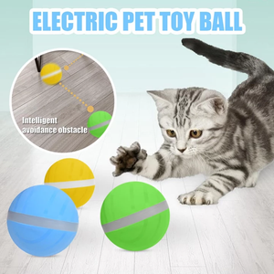 Dogs&Cats Automatic Toy-Ball