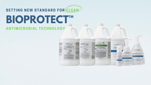 The new standard for clean BIOPROTECT Products Antimicrobial Technology