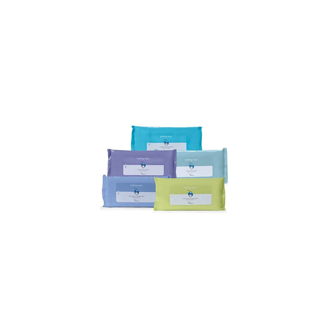 Personal Wipe Soft Pack Aloe Unscented 64 Count