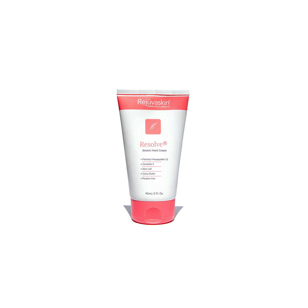 Stretch Mark Cream Resolve® 3 oz. Tube Unscented Cream