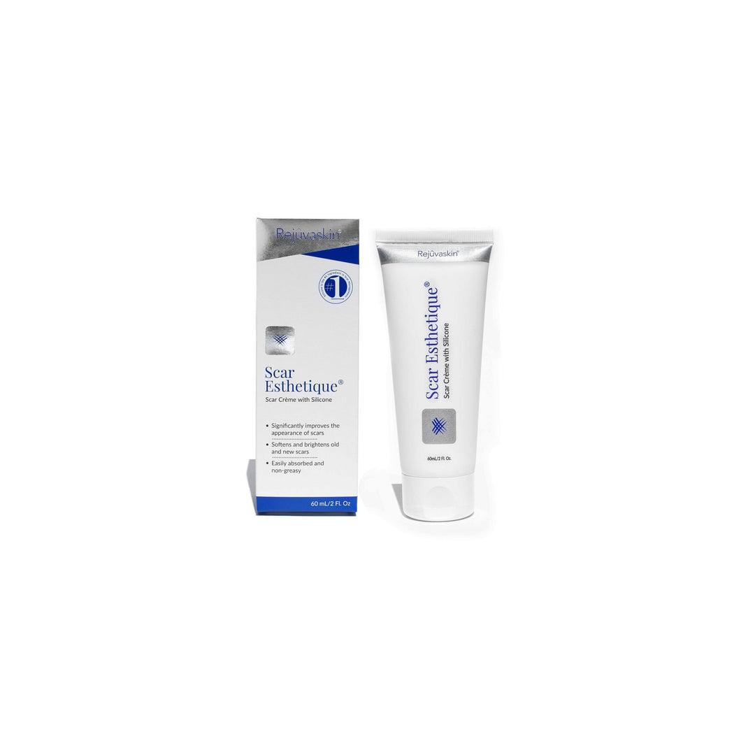 Scar Treatment Scar Esthetique® 2 oz. Tube Unscented Cream