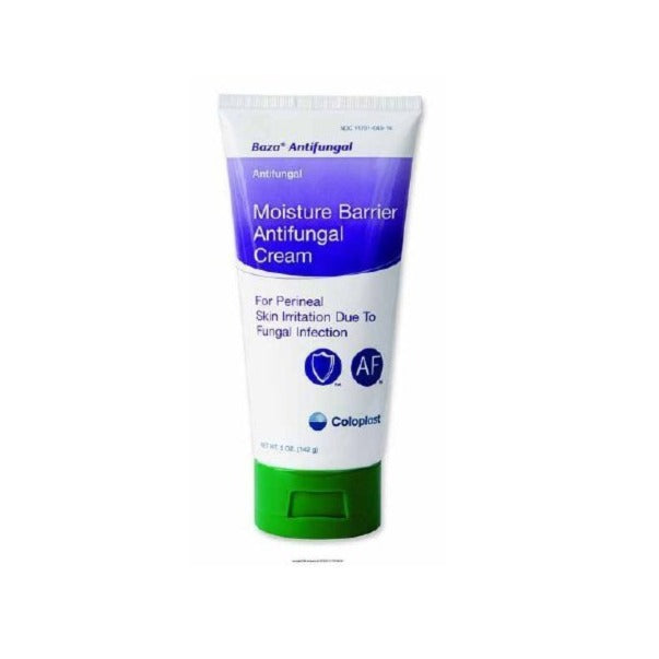 Skin Protectant Baza® Antifungal 2 oz. Tube Scented Cream CHG Compatible