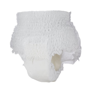 Unisex Adult Absorbent Underwear Sure Care™ Plus Pull On with Tear Away Seams Small / Medium Disposable Heavy Absorbency