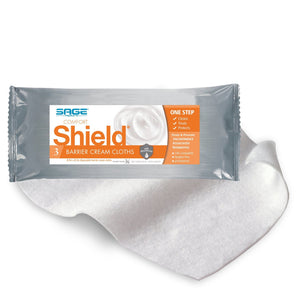 Incontinence Care Wipe Comfort Shield® Soft Pack Dimethicone Unscented 3 Count
