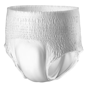 Unisex Adult Absorbent Underwear Prevail® Per-Fit® Pull On with Tear Away Seams Medium Disposable Heavy Absorbency