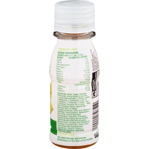 Oral Protein Supplement Healthy Shot® Protein Tropical Flavor Ready to Use 2.5 oz. Bottle