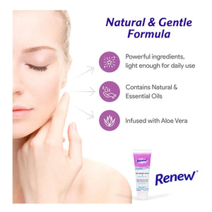 Hand and Body Moisturizer Renew™ 4 oz. Tube Scented Cream
