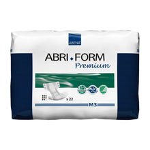 Load image into Gallery viewer,  Unisex Adult Incontinence Brief Abri-Form™ Premium M3 Medium Disposable Heavy Absorbency