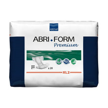 Load image into Gallery viewer,  Unisex Adult Incontinence Brief Abri-Form™ Premium XL2 X-Large Disposable Heavy Absorbency