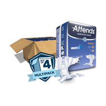 Load image into Gallery viewer,  Unisex Adult Incontinence Brief Attends® Advanced 2X-Large Disposable Heavy Absorbency