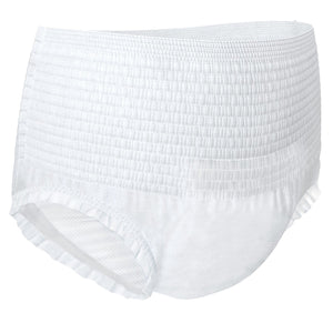 Unisex Adult Absorbent Underwear TENA® Dry Comfort™ Pull On with Tear Away Seams Large Disposable Moderate Absorbency