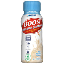 Load image into Gallery viewer, Oral Supplement Boost® Glucose Control® Very Vanilla Flavor Ready to Use 8 oz. Bottle