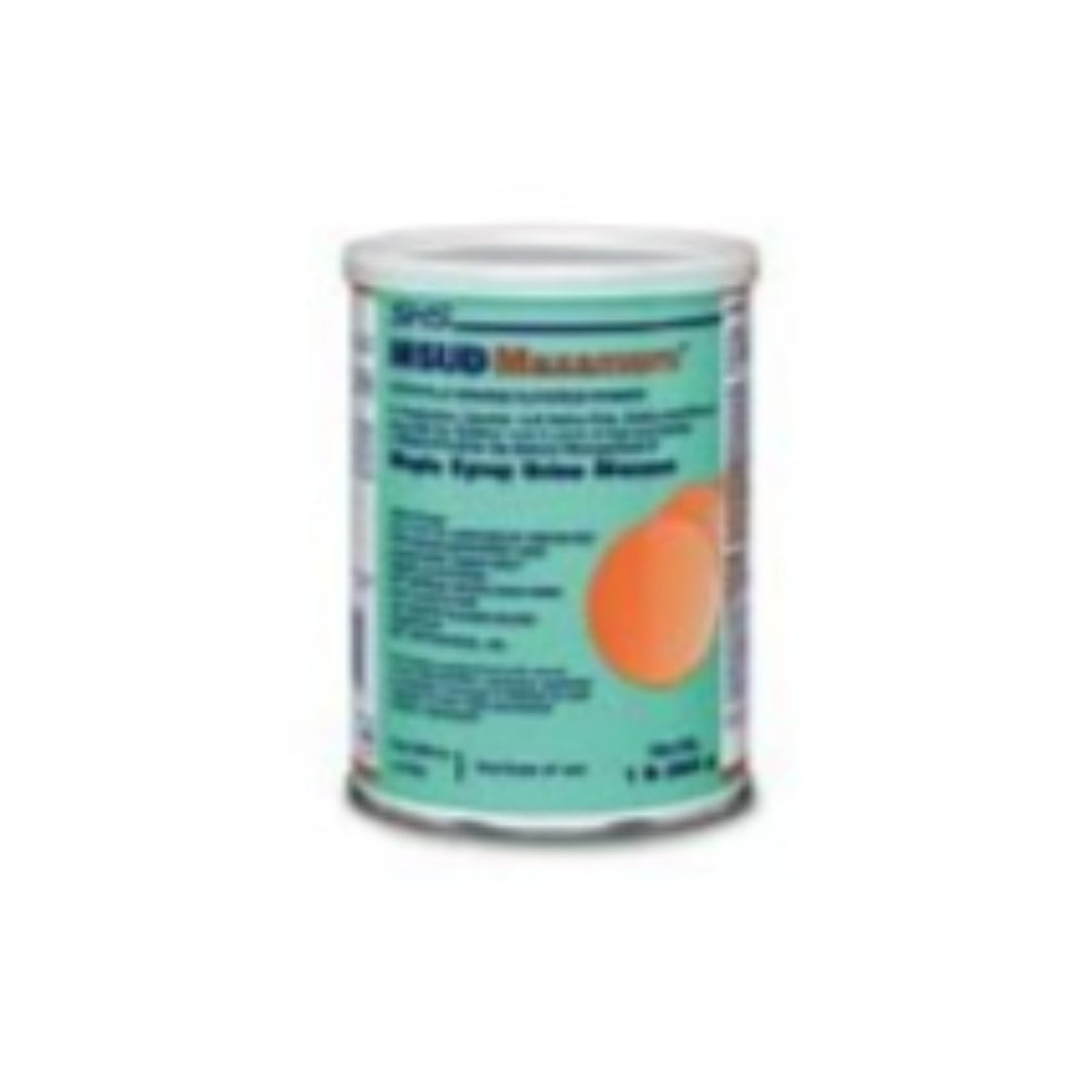 MSUD Maxamum® Orange Flavor MSUD Oral Supplement, 454 Gram Can