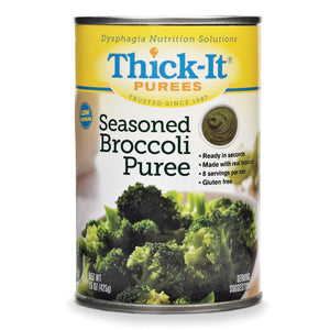 Puree Thick-It® 15 oz. Can Broccoli Flavor Ready to Use Puree Consistency