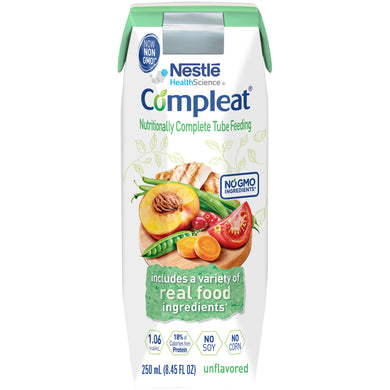 Tube Feeding Formula Compleat® 8.45 oz. Carton Ready to Use Unflavored Adult