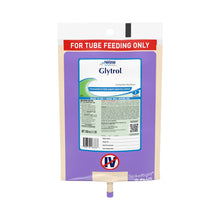 Load image into Gallery viewer,  Tube Feeding Formula Glytrol® 33.8 oz. Bag Ready to Hang Unflavored Adult