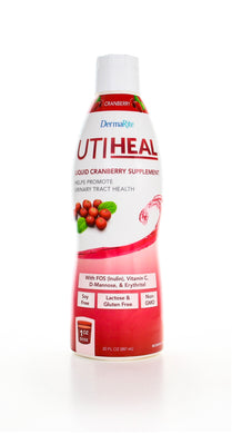 Oral Supplement UTIHeal™ Cranberry Flavor Ready to Use 30 oz. Bottle