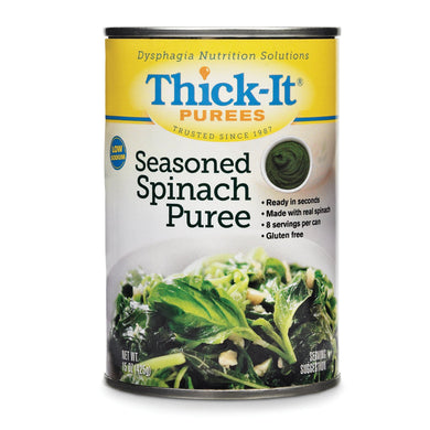 Puree Thick-It® 15 oz. Can Spinach Flavor Ready to Use Puree Consistency