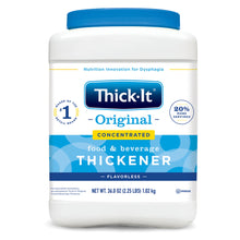 Load image into Gallery viewer,  Food and Beverage Thickener Thick-It® Original Concentrated 36 oz. Canister Unflavored Powder Consistency Varies By Preparation