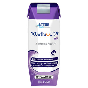 Tube Feeding Formula Diabetisource® AC 8.45 oz. Carton Ready to Use Unflavored Adult