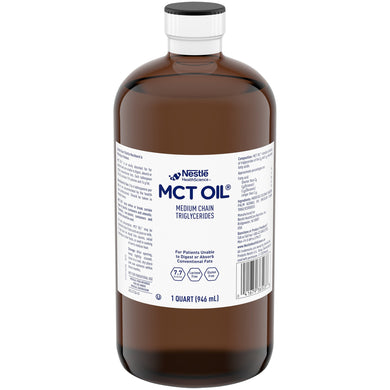 Oral Supplement MCT Oil® Unflavored Ready to Use 32 oz. Bottle